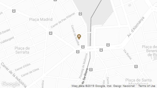 Palma. Goethe 2, primer piso