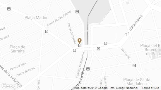 Palma. Plaza Fortí 5, entresuelo izquierda